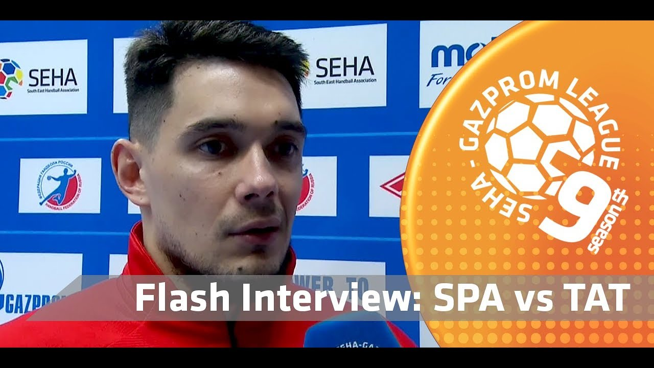 Embedded thumbnail for Flash interview: Spartak vs Tatran Presov
