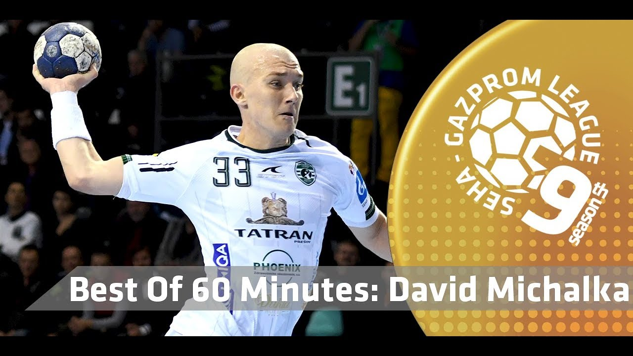 Embedded thumbnail for Best of 60 minutes: David Michalka (Tatran Presov vs Spartak)