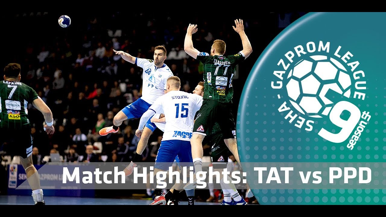 Embedded thumbnail for Tatran Prešov vs. PPD Zagreb - Highlights