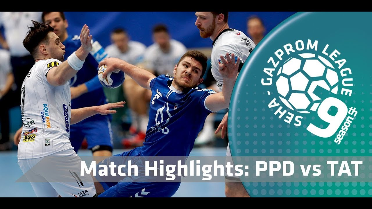Embedded thumbnail for HIGHLIGHTS PPD Zagreb vs. Tatran Prešov