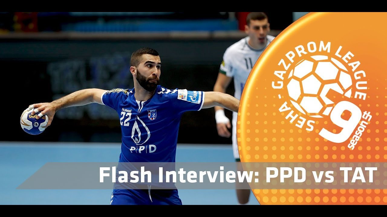 Embedded thumbnail for Flash Interview: PPD Zagreb vs Tatran Presov